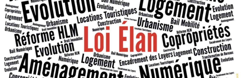 Immobilier : ce qu'il faut retenir de la loi Élan