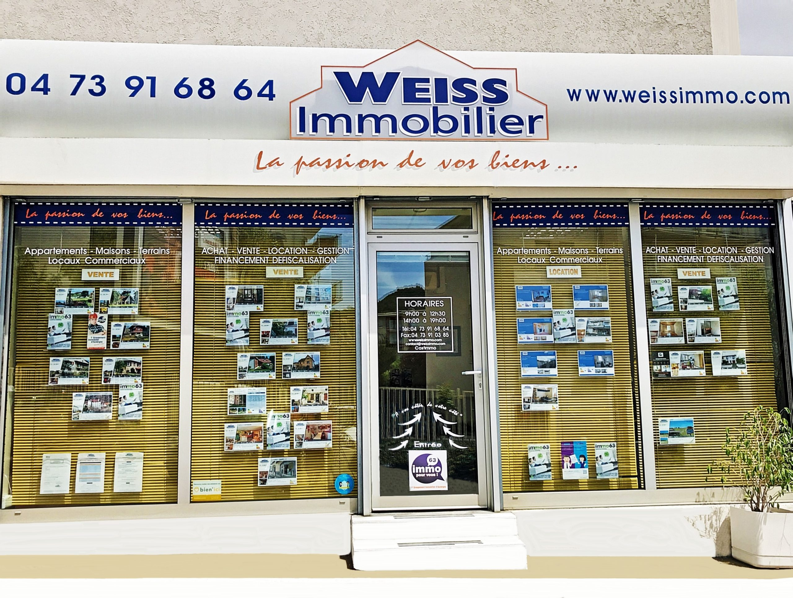 WEISS IMMOBILIER