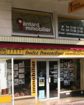 CANTARD IMMOBILIER