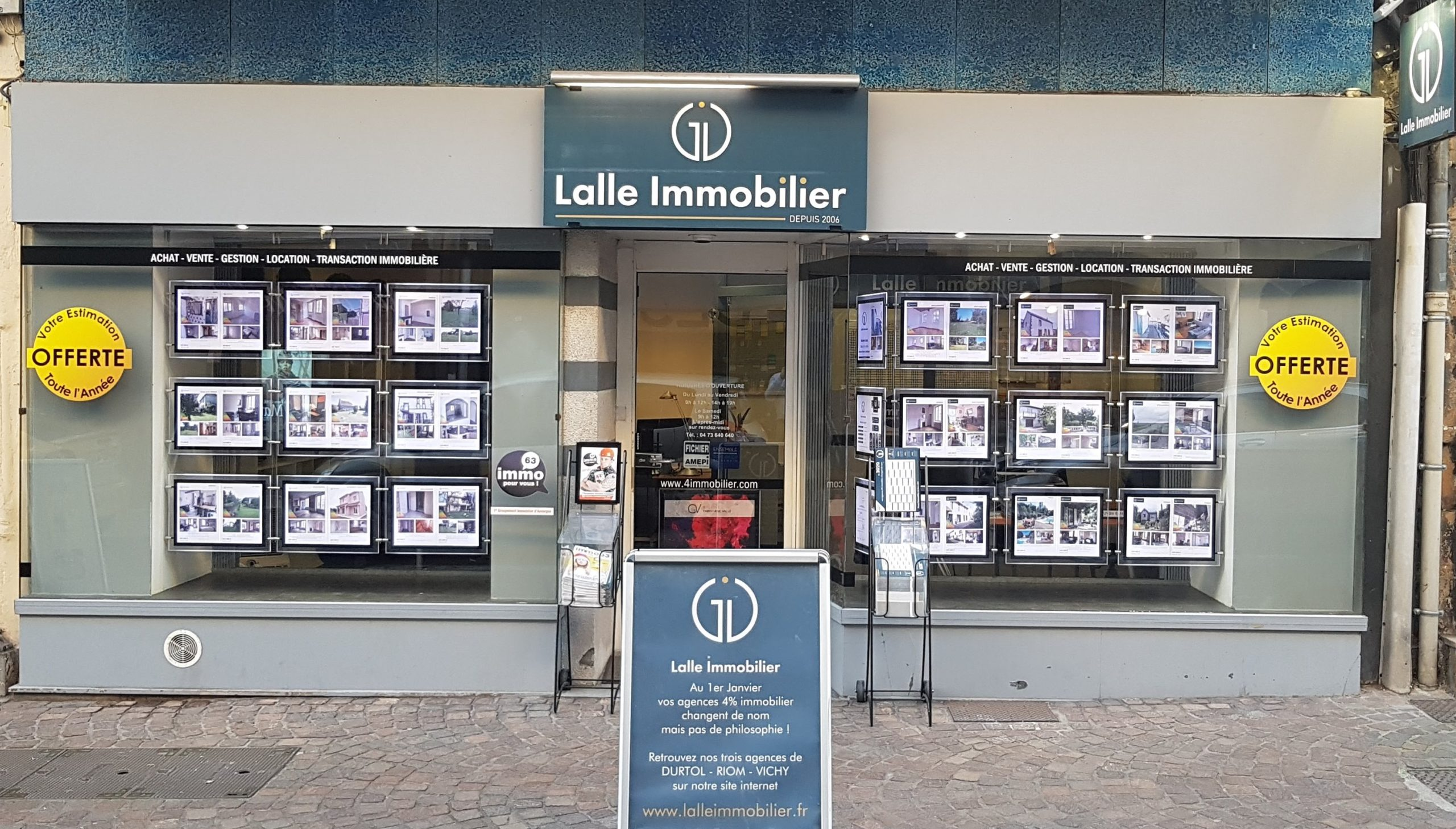 LALLE IMMOBILIER